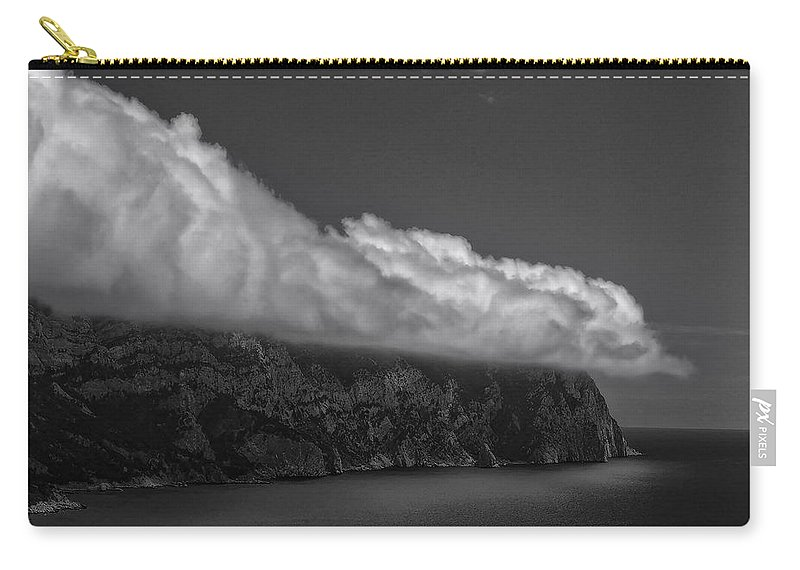 Bay Carry-all Pouch featuring the photograph Coast 11 by Ingrid Smith-Johnsen