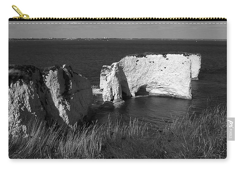 Bay Carry-all Pouch featuring the photograph Coast 15 by Ingrid Smith-Johnsen