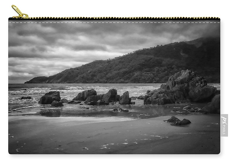Bay Carry-all Pouch featuring the photograph Coast 7 by Ingrid Smith-Johnsen