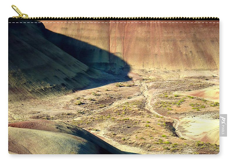 Abstract Carry-all Pouch featuring the photograph Eternal by Lauren Leigh Hunter Fine Art Photography
