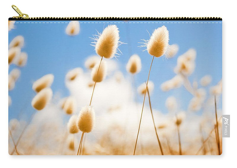 South Australia Carry-all Pouch featuring the photograph Golden Field by Tim Hester