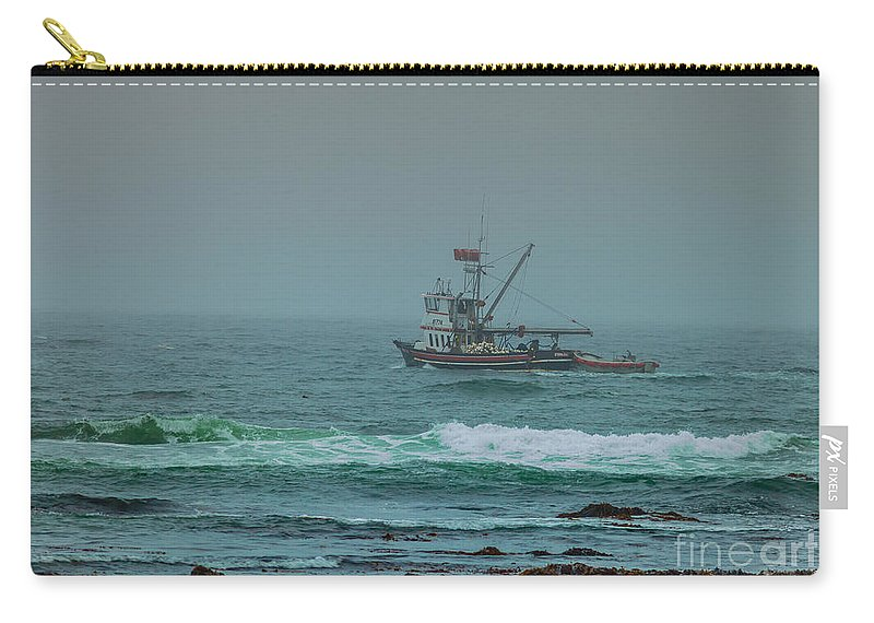 Landscape Carry-all Pouch featuring the photograph Heading Out by Steven Reed