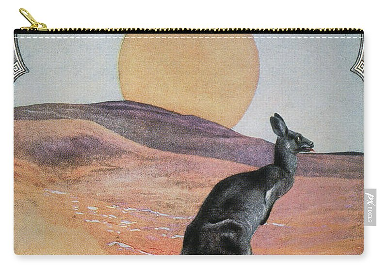 20th Century Carry-all Pouch featuring the photograph Kipling: Just So Stories by Granger
