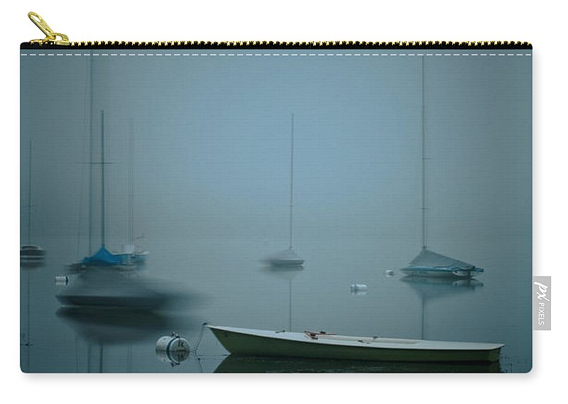 Lake Harriet Carry-all Pouch featuring the photograph Lake Harriet by Joe Mamer