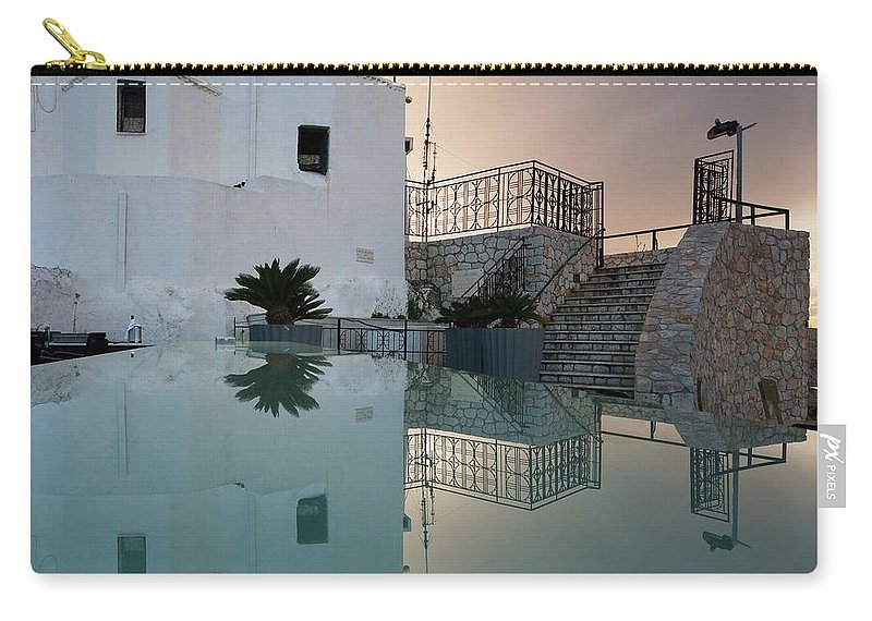 Mediterranean Carry-all Pouch featuring the photograph Likabetus by Milan Gonda