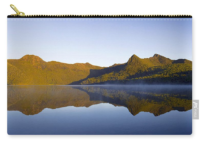 Reflections Carry-all Pouch featuring the photograph My Quiet Place by Anthony Davey