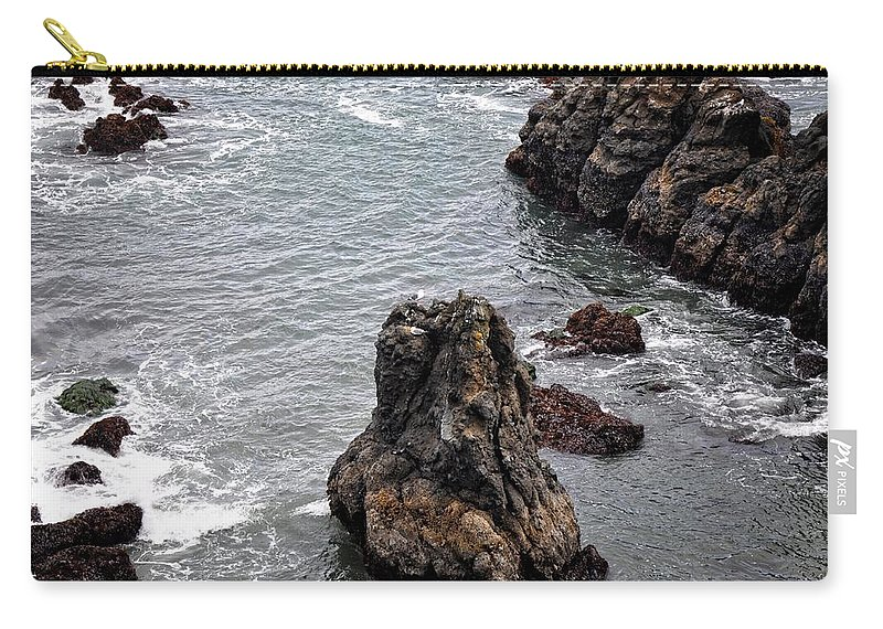Oregon Carry-all Pouch featuring the photograph Oregon by Image Takers Photography LLC