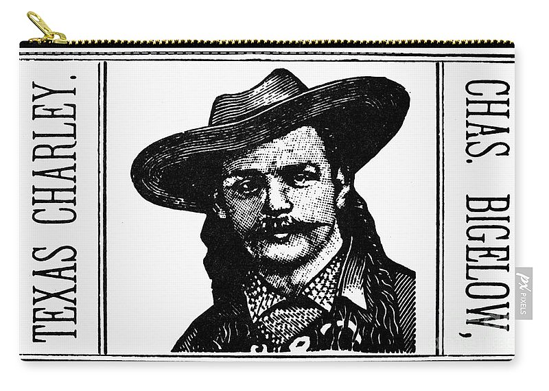 1890 Carry-all Pouch featuring the photograph Patent Medicine, C1890 by Granger