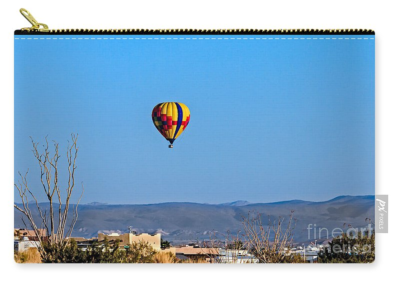 Arizona Carry-all Pouch featuring the photograph Peaceful Morning by Robert Bales