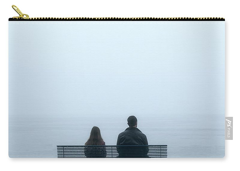 Male Carry-all Pouch featuring the photograph Rainy Day by Joana Kruse