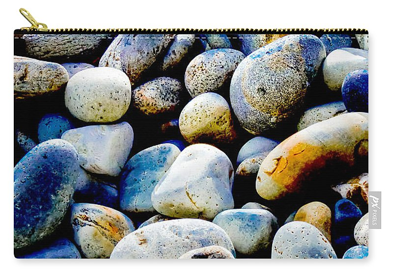 Mountains Carry-all Pouch featuring the photograph Rock On by Greg Fortier
