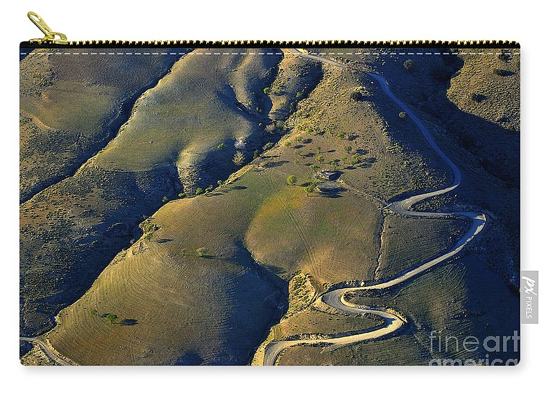 Historic Carry-all Pouch featuring the photograph The Way by Guido Montanes Castillo