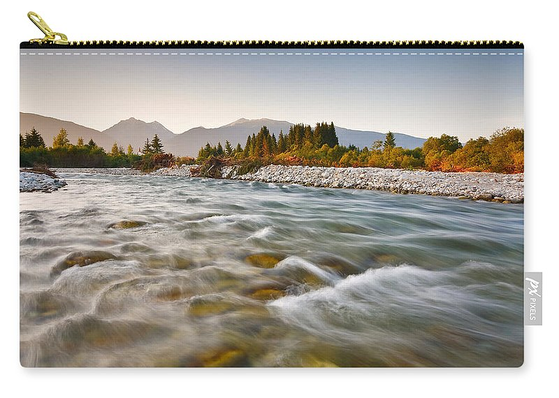 Central Europe Carry-all Pouch featuring the photograph West Tatras. by Milan Gonda