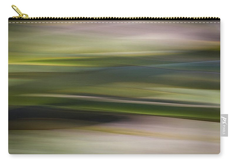 Blur Carry-all Pouch featuring the photograph Blurscape by Dayne Reast