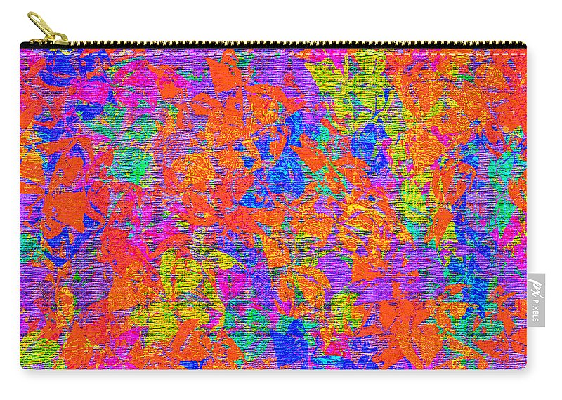 Abstract Carry-all Pouch featuring the digital art 1115 Abstract Thought by Chowdary V Arikatla