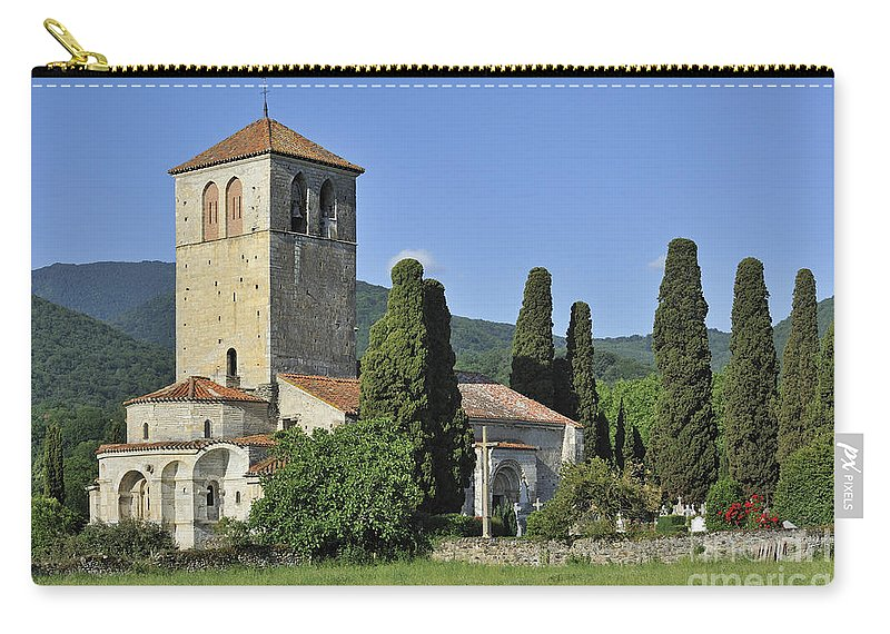 Basilica Carry-all Pouch featuring the photograph 120520p174 by Arterra Picture Library
