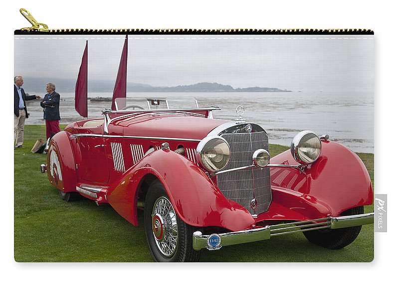 1936 Mercedes Benz 540k Mayfair Special Roadster Carry All Pouch