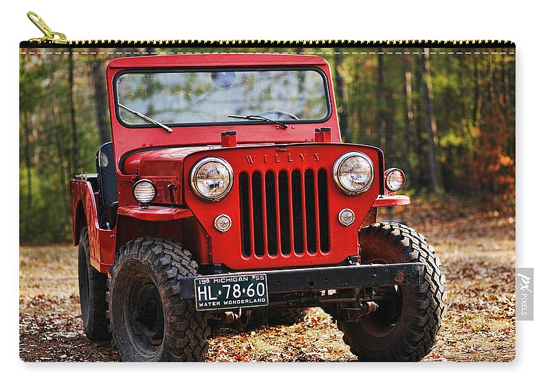 Willys Jeep For Sale >> 1955 Willys Jeep Carry All Pouch