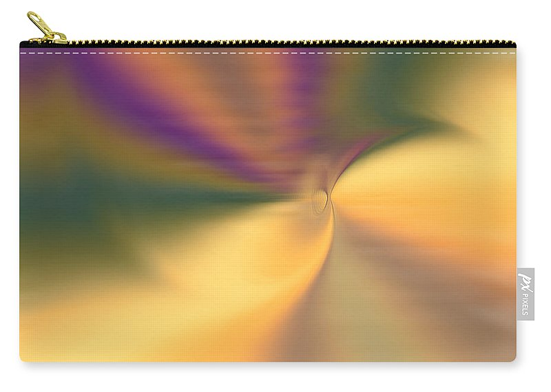 Carry-all Pouch featuring the digital art 1999035 by Studio Pixelskizm