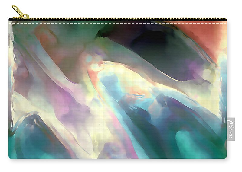 Carry-all Pouch featuring the digital art 1999078 by Studio Pixelskizm
