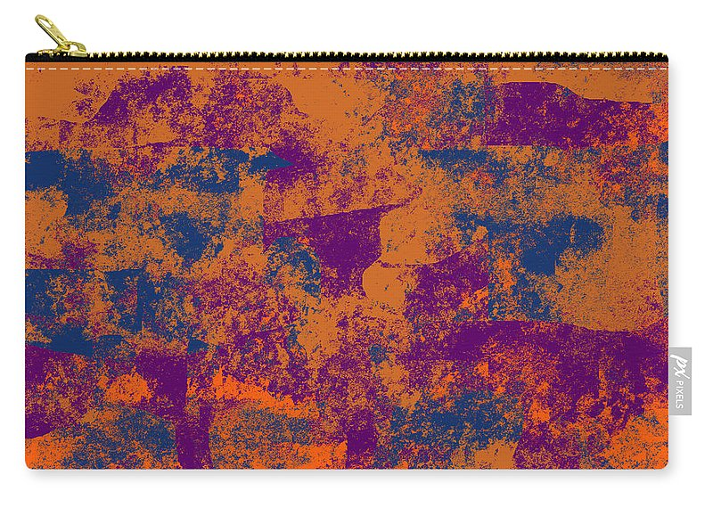 Abstract Carry-all Pouch featuring the digital art 0199 Abstract Thought by Chowdary V Arikatla
