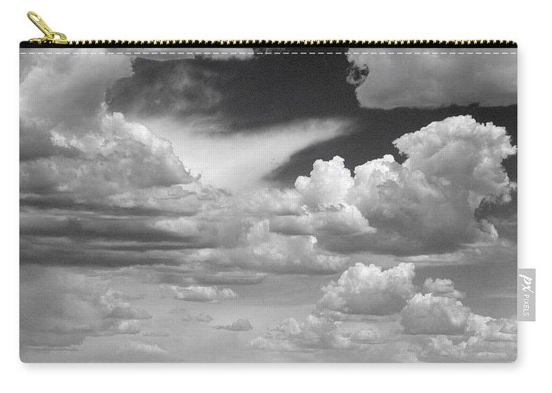 Angel Carry-all Pouch featuring the photograph Angel Peak by Skip Hunt