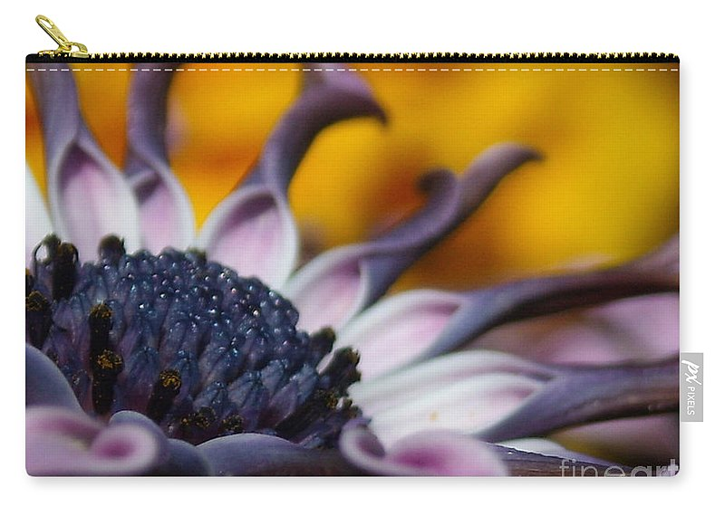 Flower Carry-all Pouch featuring the photograph Beautiful by Line Gagne