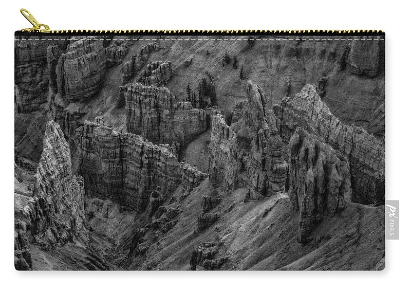 Adventure Carry-all Pouch featuring the photograph Bryce Canyon 4 by Ingrid Smith-Johnsen