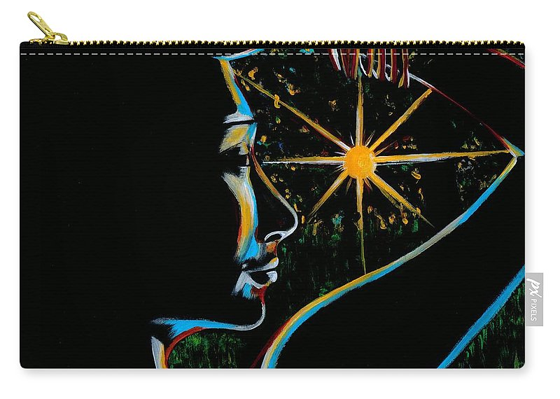 Landscape Carry-all Pouch featuring the photograph Days Like This by Artist RiA