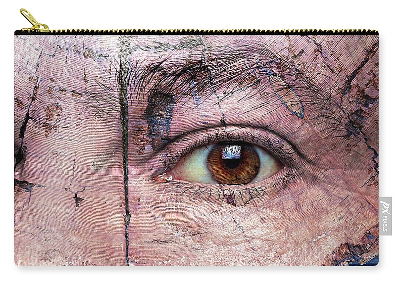 Tree Carry-all Pouch featuring the photograph Eye On Environment by Paul Fell