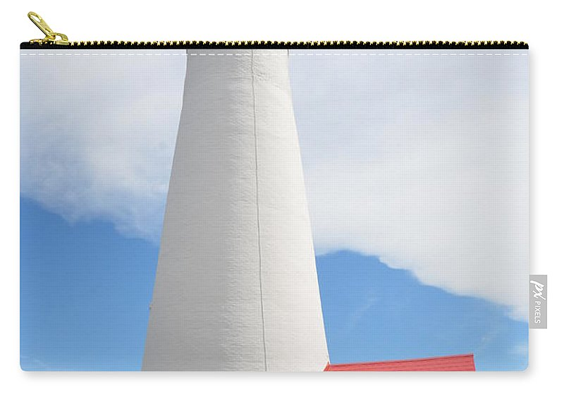 Kates Carry-all Pouch featuring the photograph Ft Gratiot Lighthouse by Randy J Heath