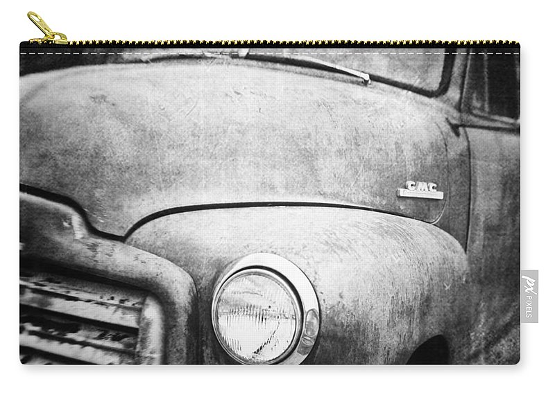 Gmc Carry-all Pouch featuring the photograph GMC by Scott Pellegrin