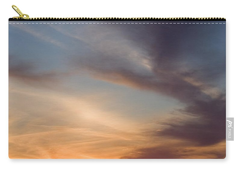 3scape Carry-all Pouch featuring the photograph Grand Haven Lighthouse by Adam Romanowicz