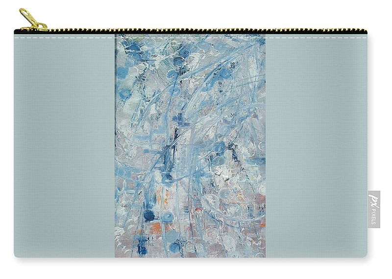 Stolen Carry-all Pouch featuring the painting Life by Lord Frederick Lyle Morris - Disabled Veteran