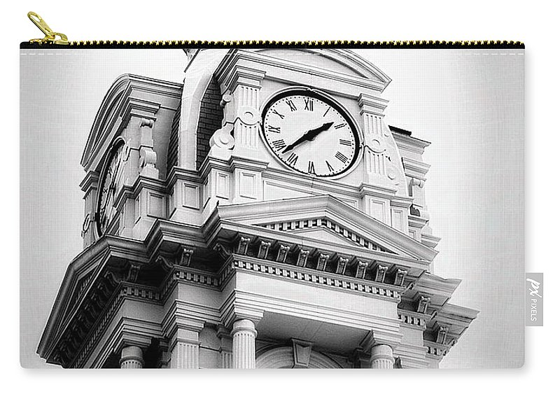 Ohio Carry-all Pouch featuring the photograph Madison County Ohio by Scott Polley