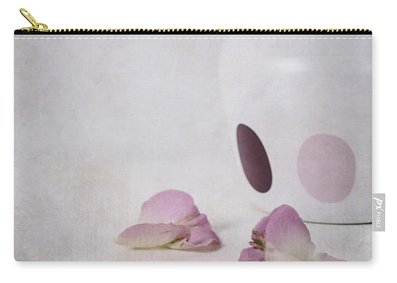 Detail Carry-all Pouch featuring the photograph Petals by Joana Kruse