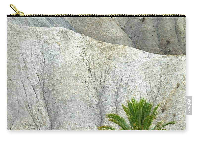 Desert Carry-all Pouch featuring the photograph Tabernas Desert by Guido Montanes Castillo