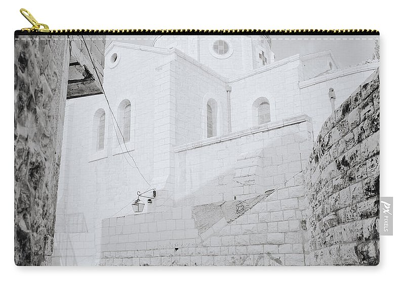 Friendship Carry-all Pouch featuring the photograph Togetherness by Shaun Higson