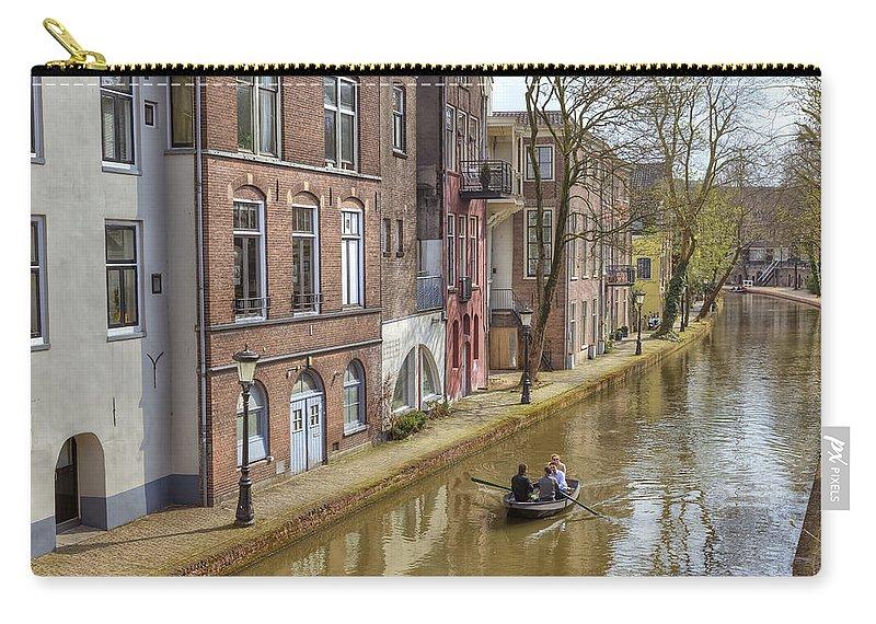 Utrecht Carry-all Pouch featuring the photograph Utrecht by Joana Kruse
