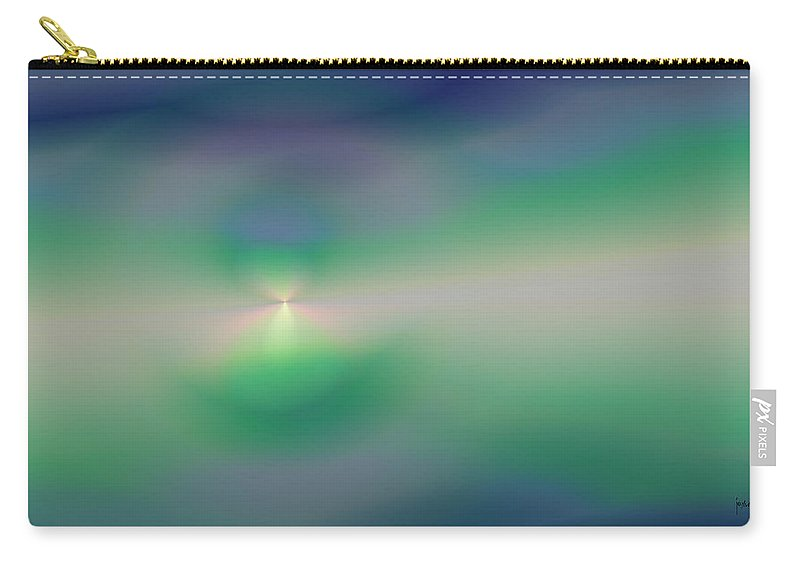 Carry-all Pouch featuring the digital art 2002063 by Studio Pixelskizm
