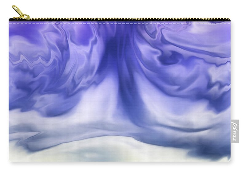 Carry-all Pouch featuring the digital art 2003060 by Studio Pixelskizm