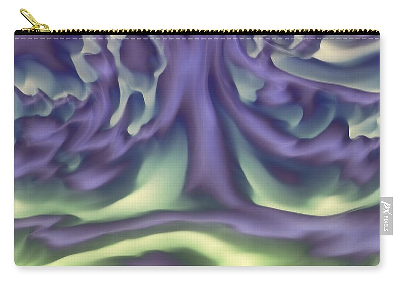 Carry-all Pouch featuring the digital art 2003065 by Studio Pixelskizm