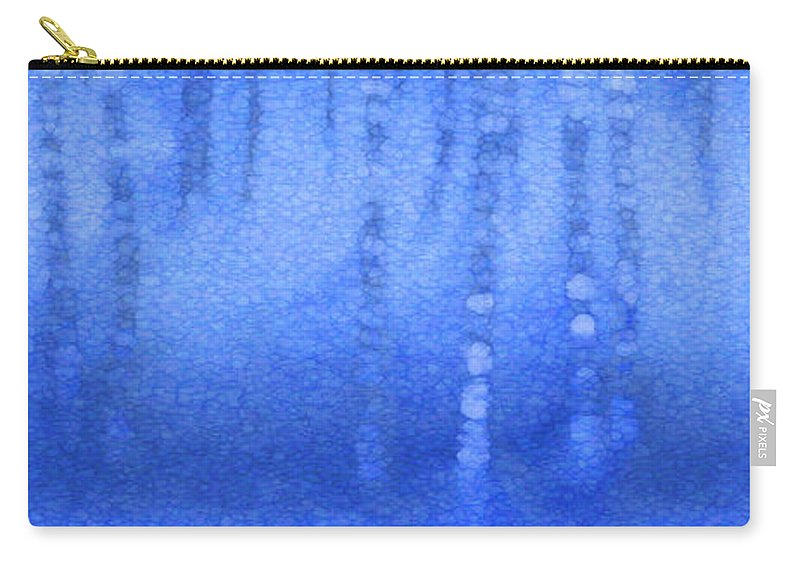 Carry-all Pouch featuring the digital art 2003083 by Studio Pixelskizm
