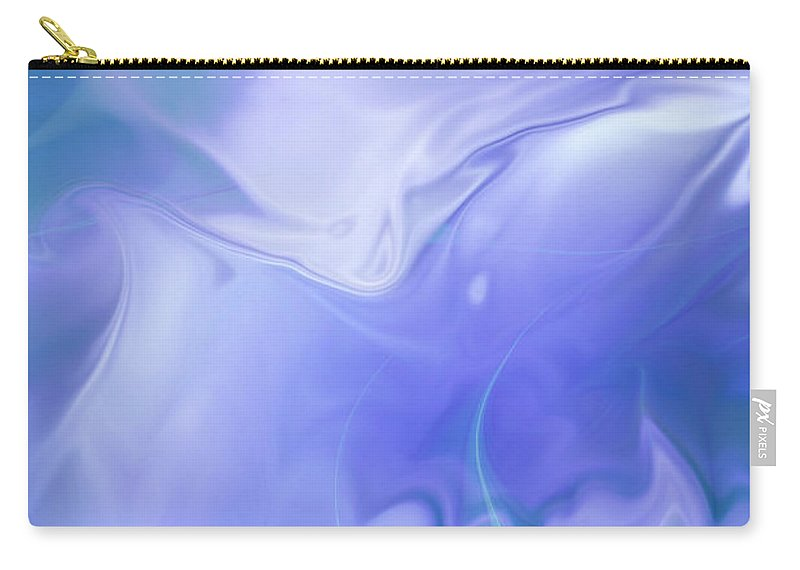 Carry-all Pouch featuring the digital art 2003126 by Studio Pixelskizm
