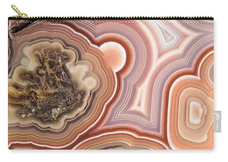 Jean Noren Carry-all Pouch featuring the photograph Rock Star 3 by Jean Noren