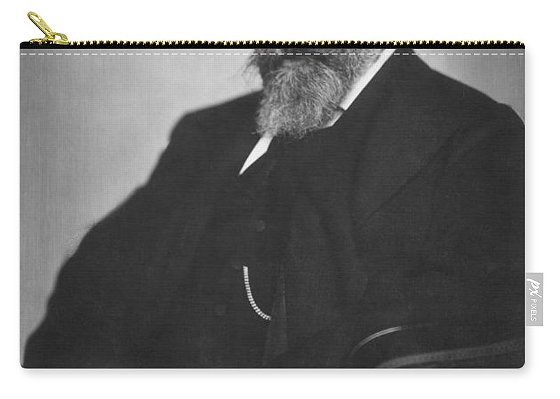 1920 Carry-all Pouch featuring the photograph Arthur Schnitzler by Granger