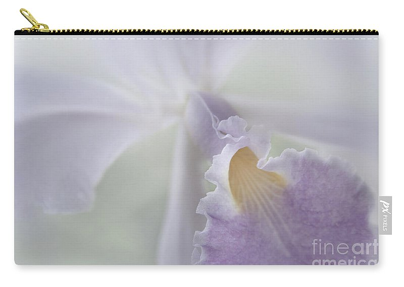 Aloha Carry-all Pouch featuring the photograph Beauty In A Whisper by Sharon Mau