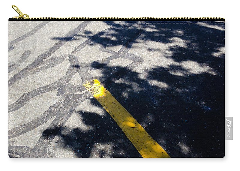 Urban Carry-all Pouch featuring the photograph 3 Ct by Marlene Burns