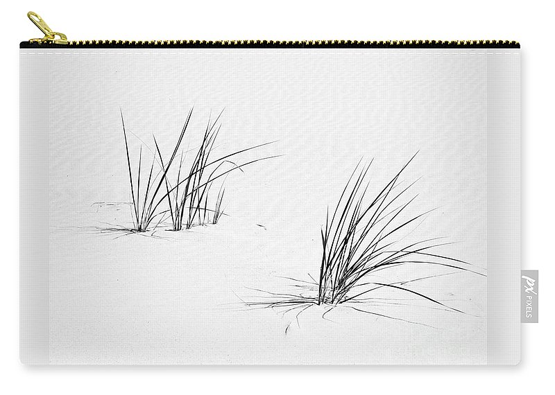 Dune Carry-all Pouch featuring the photograph Dune by Ann Horn