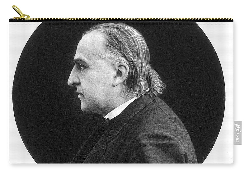 19th Century Carry-all Pouch featuring the photograph Jean Martin Charcot by Granger
